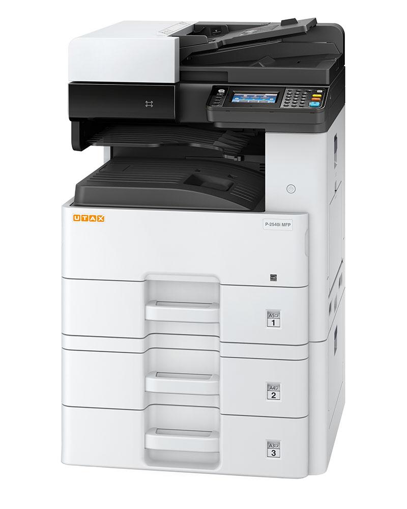 noleggio stampanti multifunzione bergamo 0007 PP UTAX P 2540i MFP C