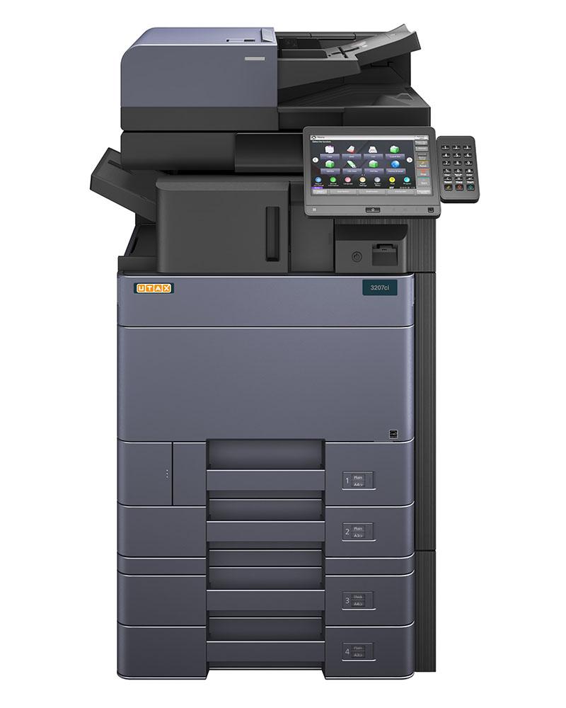noleggio stampanti multifunzione bergamo 0008 PP UT 3207ci B