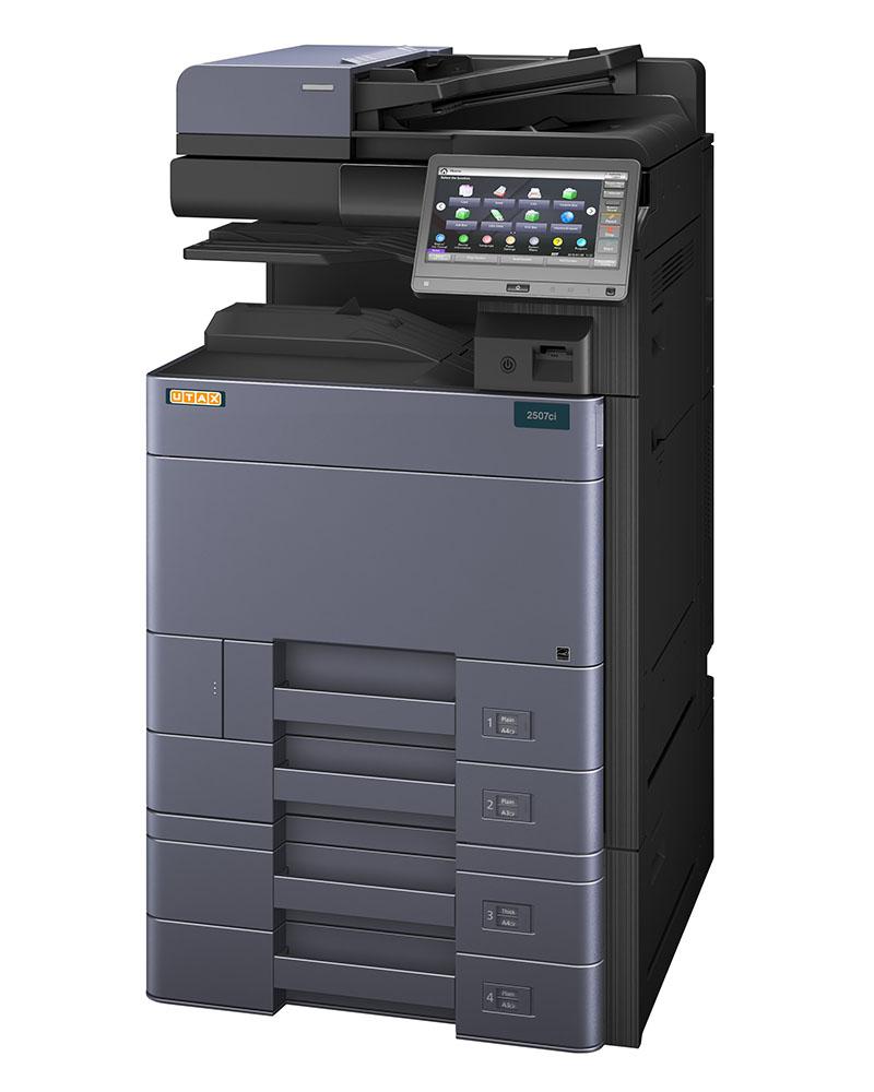 noleggio stampanti multifunzione bergamo 0009 PP UT 2507ci B