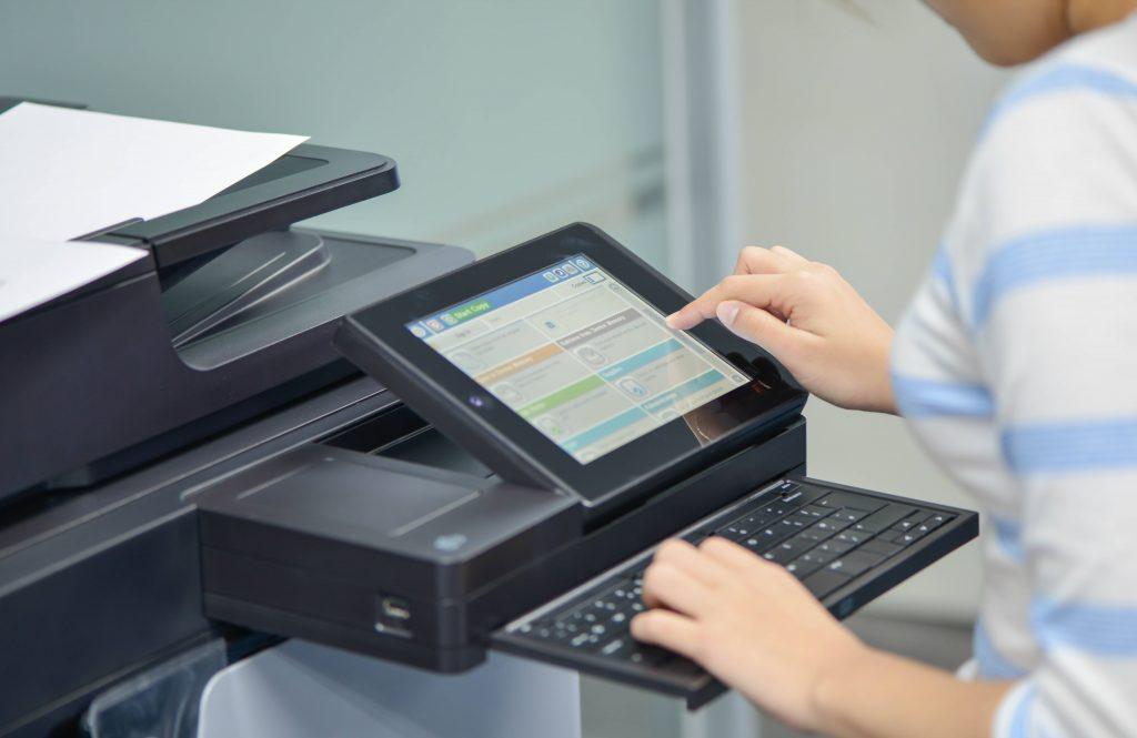 Noleggiare fotocopiatrice per ufficio