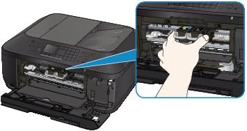 carta inceppata nella stampante