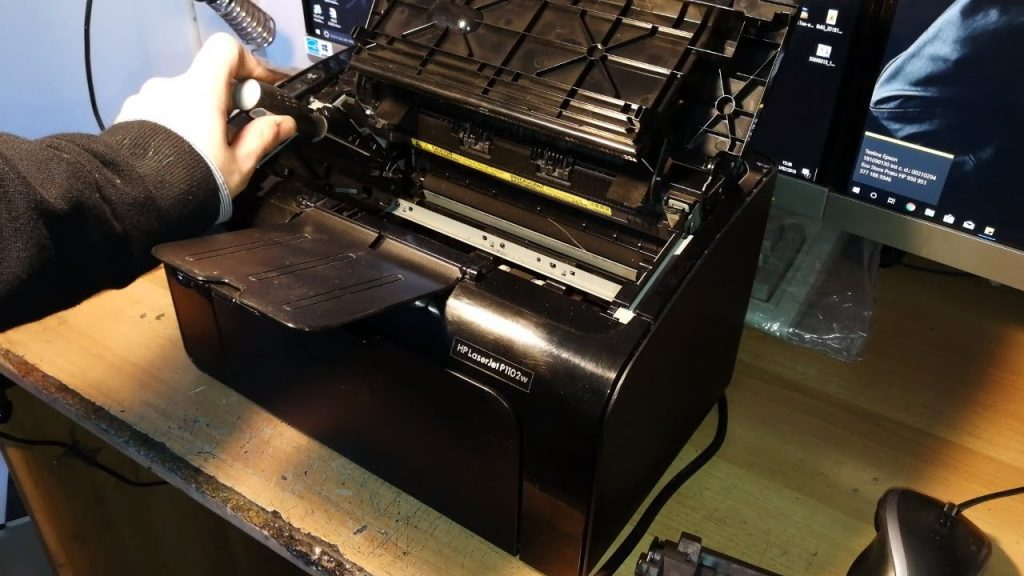 la stampante non stampa