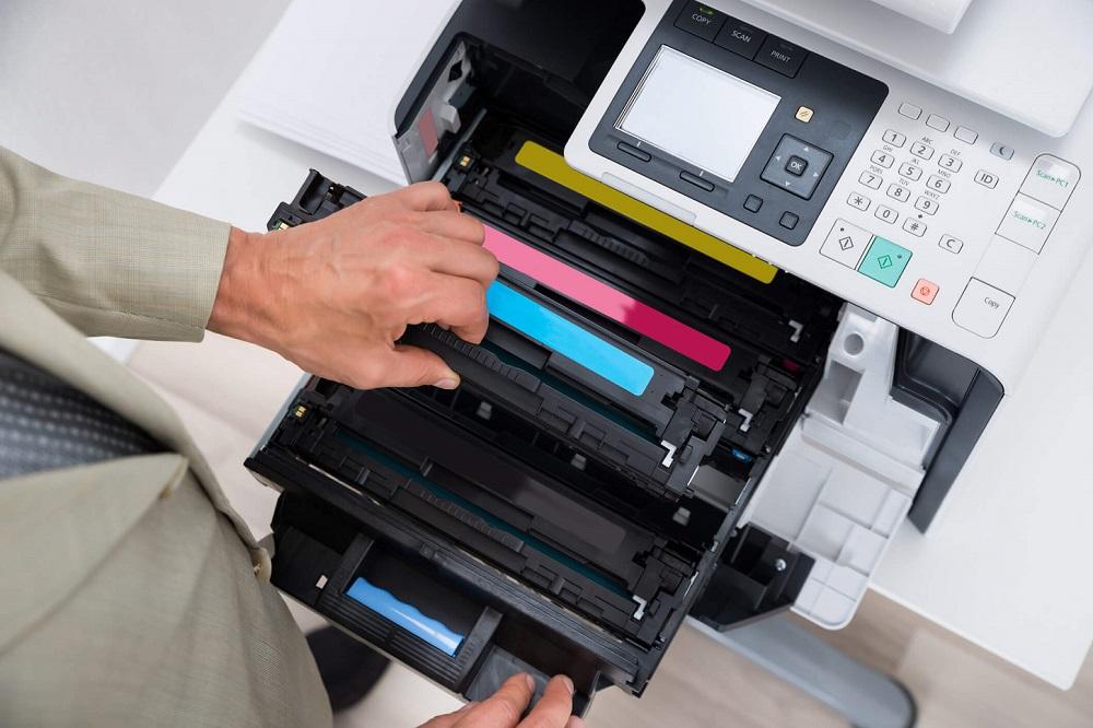 stampante laser non stampa bene